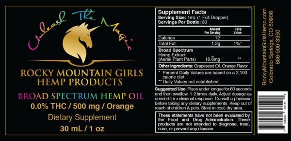 Rocky Mountain Girls Hemp Products CBD Oil Orange 500mg Grapeseed.jpg