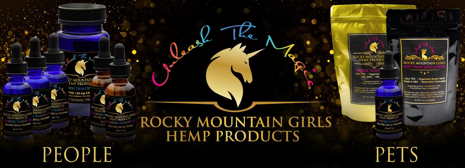 Rocky Mountain Girls Hemp Products