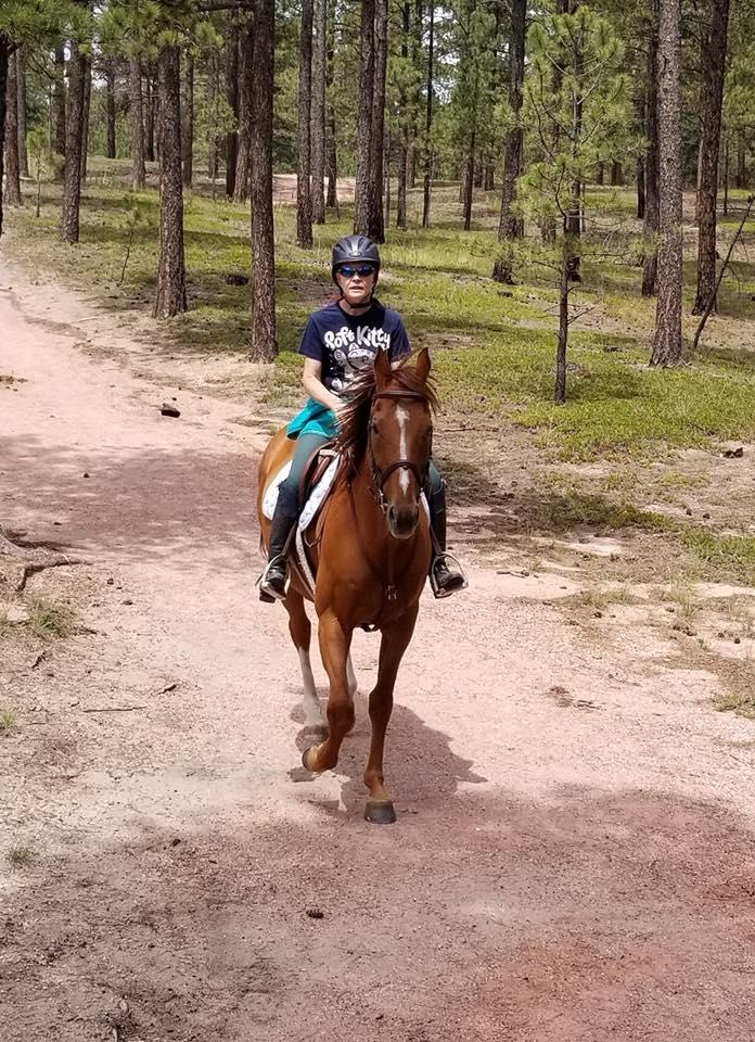 Rocky Mountain Girls Equine Hemp-Horse CBD-Equine Hemp Pellets - Scott and Tracey F M