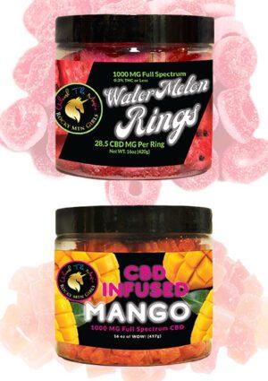 Rocky-Mountain-Girls-Hemp-Products-Best-Of-Both-Bundle---Mango-and-Watermellon-CBD-Gummies